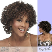 OPRAH-1-V (Vivica A. Fox) - Synthetic Full Wig in MEDIUM DARK BROWN by Fox Designs, Inc.