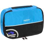 Baglane Aquamarine TechLife Nylon Luggage Organisation Packing Cube Bag
