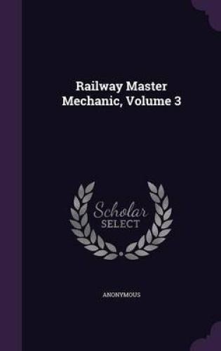 Railway-Master-Mechanic-Volume-3-by-Anonymous