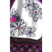 Flower Backpack Multi-Coloured
