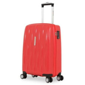 SwissGear 6191717156 Upright Hardside Spinner - Orange & Red, 50cm