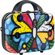 Heys America Britto Butterfly Beauty Case