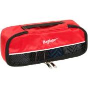 Baglane Red TechLife Nylon Luggage Travel Organisation Packing Cube Bag X-Small