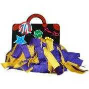 Lewis N. Clark Pomchies Pom Id,Purple/Gold,One Size Multi-Coloured