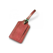 Budd Leather 552268D-25 Luggage Tag