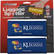 Luggage Spotters NCAA Kansas Jayhawks