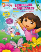 Nickelodeon Dora the Explorer Scribbles and Squiggles