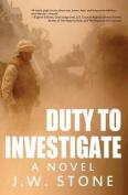 Duty to Investigate