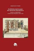 Architekturzeichnungen Der Deutschen Renaissance [GER]