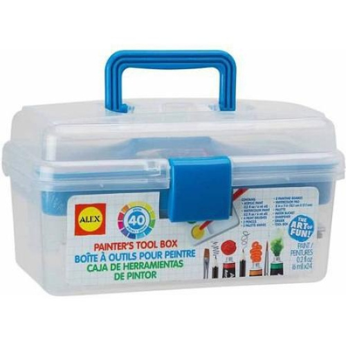 ALEX-Toys-Artist-Studio-Painter-039-s-Tool-Box-Delivery-is-Free