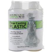 Clear Casting Plastic-240ml