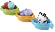 Fisher-Price Scoop 'n Link Bath Boats