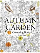 Autumn Garden: Colouring Book