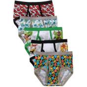 Pokemon Boys Underwear, 5 Pack