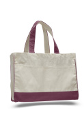 "Pack of 12 - Cotton Canvas Standard Tote Bag - Size17""w X 33cm h X 13cm d"