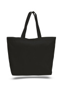 "Pack of 12 - Cotton Canvas Big Tote Bag - Size23""w X 43cm h X 15cm d"