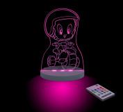 Warner Bros. Baby Tweety Tricycle Night Light