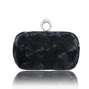 Kingluck Embroider Pu Handbags Fashion Special Ocassion/Evening Clutches