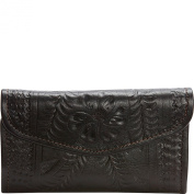 Ropin West Chequebook Wallet