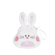 20cm Bunny Purse By Ganz