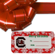 South Carolina Gamecocks Holiday Gift Labels