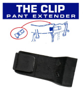 """The Clip - The """"Clip"""" works with Dress Pant with a Hook n Eye Clasp."""