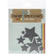 Paper Smooches Stars Die