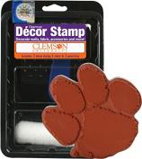 Clearsnap Colour Box Clemson University Decor Stamp