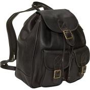 David King & Co. Double Front Pocket Backpack/Sling