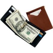 Mens CashClip Leather Wallet