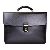 Royce Leather Kensington Leather Briefcase