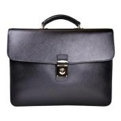 Royce Leather Kensington Leather Briefcase