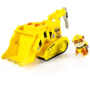 Paw Patrol Rubble's Lights and Sounds Construction Truck