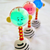Smart Noggin Stick Developmental Light-up Rattle