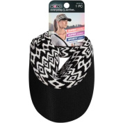 scunci Everyday & Active Visor Headwrap