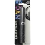 NYC New York Colour Liquid Eyeliner, 888 Pearlized Black, 5ml