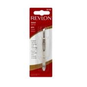 Revlon Deluxe Tweezer With Slant Tip, 1 ea