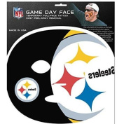 NFL Pittsburgh Steelers Game Day Face Decal Multi-Coloured