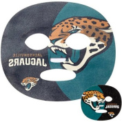 NFL Jacksonville Jaguars Game Day Face Temporary Tattoo, Large 134236 Siskiyou Sports