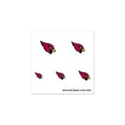 Arizona Cardinals Official NFL 2.5cm x 2.5cm Fingernail Tattoo Set by Wincraft