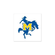 McNeese State Cowboys Official NCAA 2.5cm x 2.5cm Temporary Tattoos by Wincraft