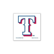 Texas Rangers Official MLB 2.5cm x 2.5cm Temporary Tattoos by Wincraft