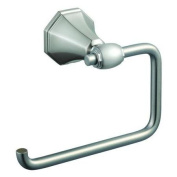 Design House 560102 Barcelona Toilet Paper Holder Satin Nickel Finish