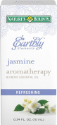 Nature's Bounty Earthly Elements Aromatherapy Jasmine Blended Essential Oil, 10ml