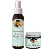 Earth Mama Angel Baby Natural Stretch Oil with Bottom Balm