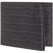 Access Denied RFID Blocking Men's Bi-Fold Leather Wallet