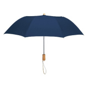 Peerless 2363-Navy Executive Folding Umbrella Navy
