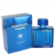 Franck Olivier 492064 Blue Touch by Franck Olivier Eau De Toilette Spray 100ml
