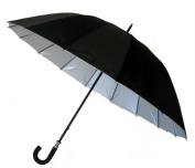 Conch Umbrellas 7516 150cm . Jumbo Doorman Umbrella With 16 Ribs And Also Sun Rated Fabric