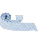 Matching Tie Guy 2855 B1 HT - 110cm . Child Matching Hair Tie - Blue